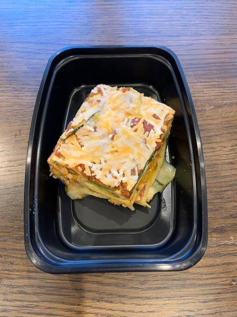 Mexican Zucchini Lasagna