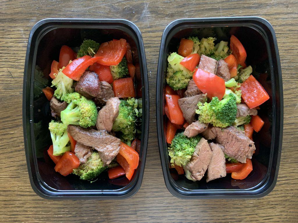 Beef Broccoli Peppers