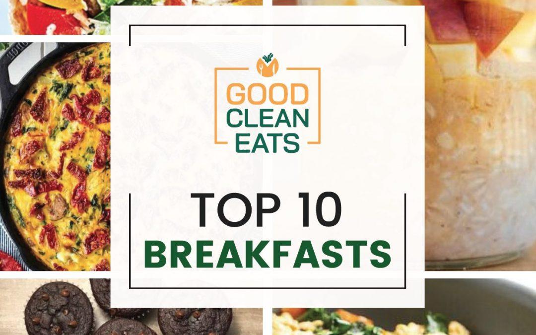 Top 10 Breakfast Recipes of 2020