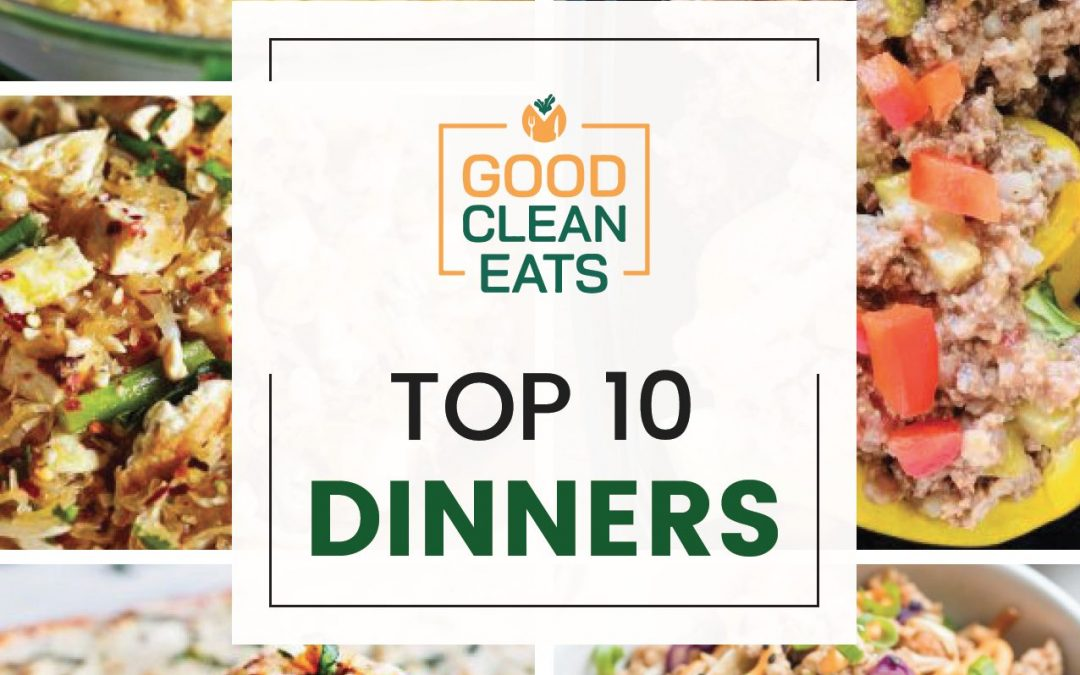 Top 10 Dinner Recipes of 2020