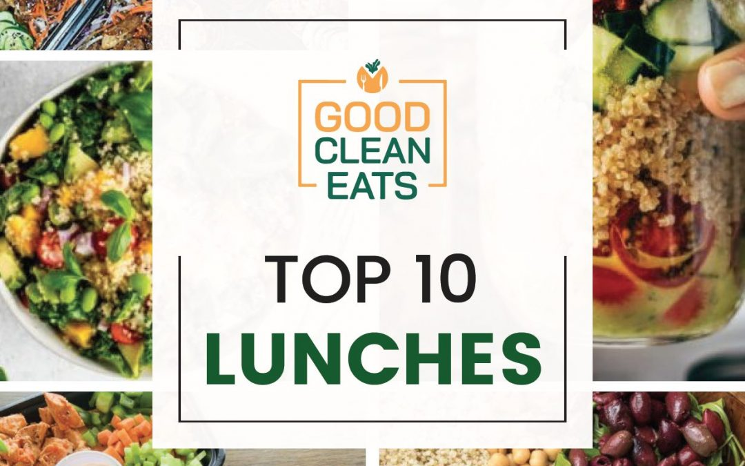 Top 10 Lunch Recipes of 2020
