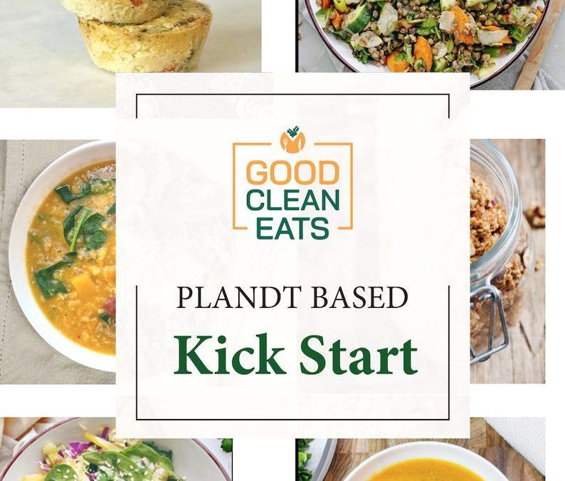 Plant Based Kick Starter Menu